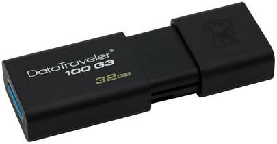 USB Flash Ram  32GB Kingston DT100G3 USB 3.0