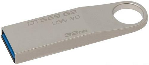 USB Flash Ram  32GB Kingston DTSE9G2 USB 3.0