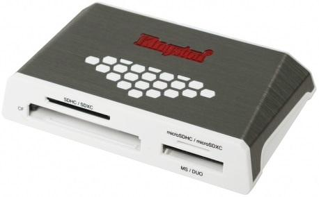 Kingston USB 3.0 All-in-1 kártyaolvasó FCR-HS4