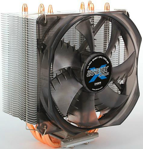 Zalman CNPS10X Optima 2011 CPU cooler