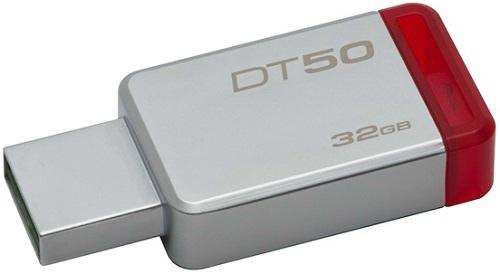 USB Flash Ram  32GB Kingston DT50 USB 3.0