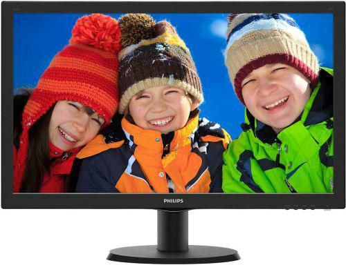 "Philips 23,6"" 243V5LHSB/00 LED monitor"