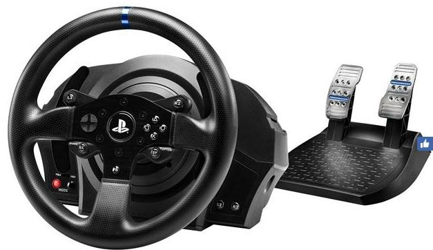 Thrustmaster T300RS Force Feedback kormány PC/PS3/PS4 4160604