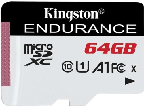 SD Micro  64GB XC Kingston Adapter nélkül CL10 SDCE/64GB