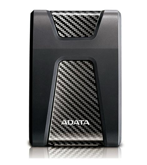 "2,5"" USB HDD 4TB A-DATA USB 3.1 fekete AHD650-4TU31-CBK"
