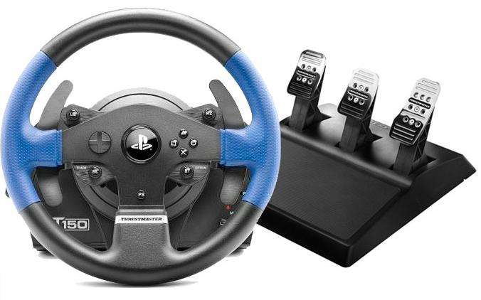 Thrustmaster T150RS Pro Force Feedback kormány PC/PS3/PS4 4160696
