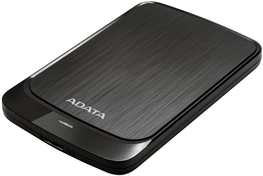 "2,5"" USB HDD 5TB A-DATA USB 3.1 fekete AHV320-5TU31-CBK"