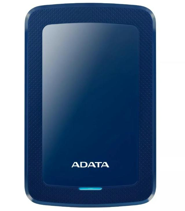 "2,5"" USB HDD 4TB A-DATA USB 3.1 kék AHV300-4TU31-CBL"