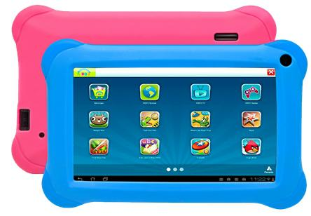 Denver TAQ-70352K Blue/Pink Tablet PC 7""