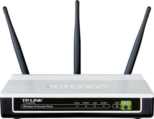 TP-LINK TL-WA901ND WiFi Access Point 300M
