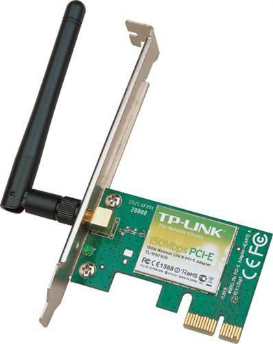 TP-LINK TL-WN781ND WiFi PCX 150M